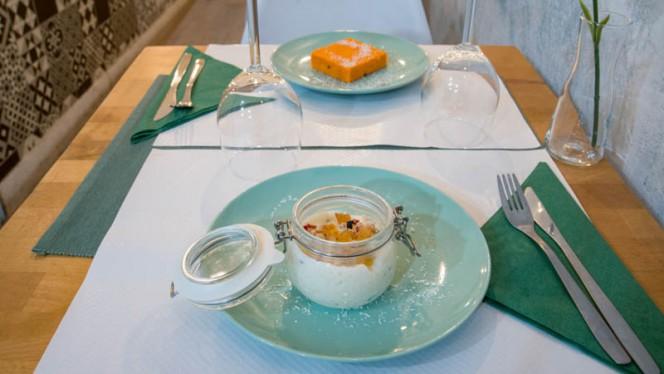 Suggestion du chef - Cinnamon, Paris