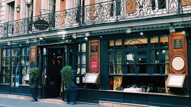 Façade - Le Procope, Paris
