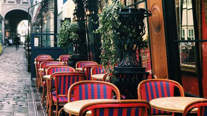 Terrasse - Le Procope, Paris