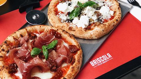 Briscola Pizza Society - Garibaldi, Milan