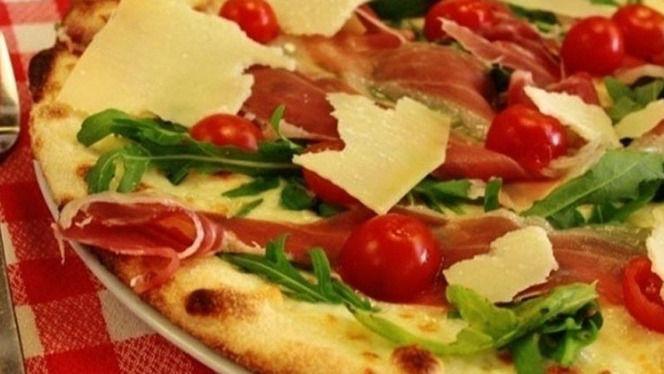 pizza - Trattoria Malatesta, Madrid