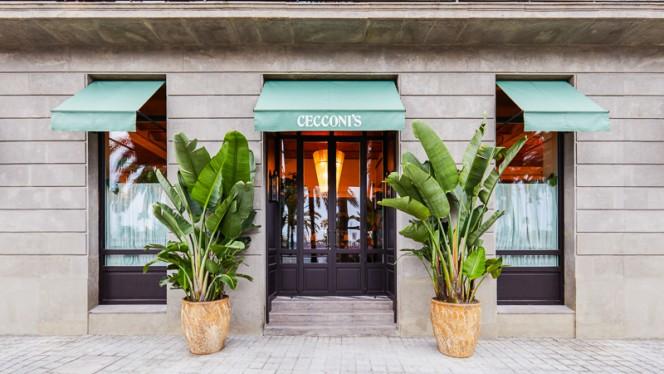 Fachada - Cecconi's, Barcelona