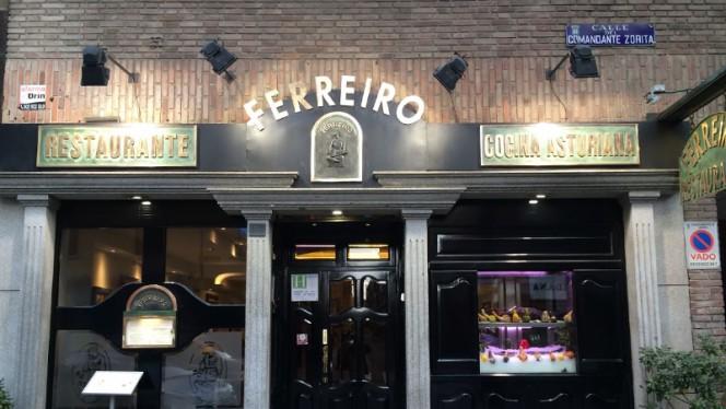 Fachada - Ferreiro, Madrid