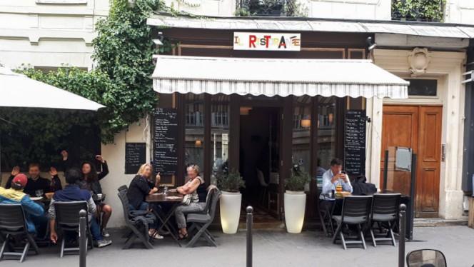 Devanture - Il Ristorante, Paris