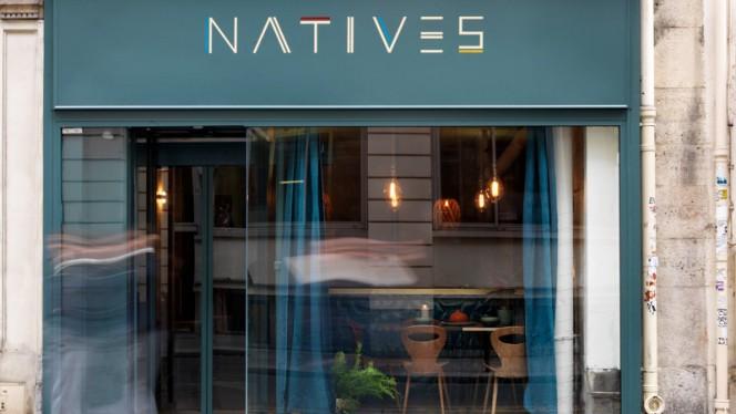 Devanture - Natives, Paris