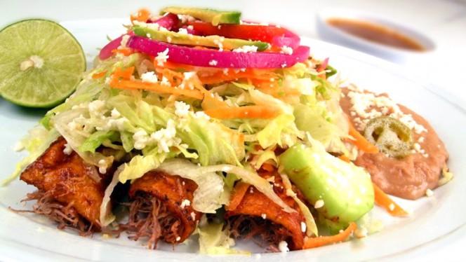 Suggestion de plat - Hecho en México, Lyon
