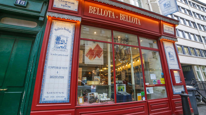 Bienvenue chez Bellota Bellota Eiffel - Bellota-Bellota® Tour Eiffel, Paris