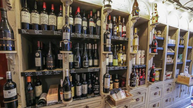 Côté vins - Bellota-Bellota® Tour Eiffel, Paris