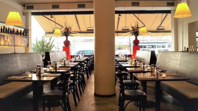 Restaurant - Spaghettata, Rotterdam