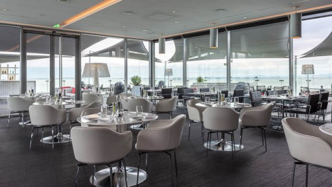 River Lounge – MYRIAD by SANA Hotels, Lisbon