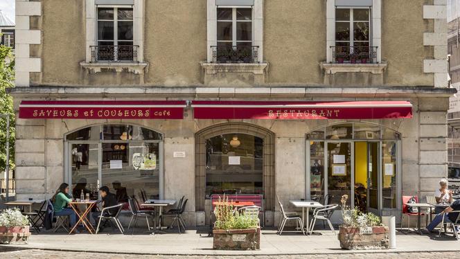 Terrasse - Saveurs et Couleurs, Genève