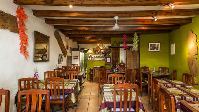 salle - Chiang Mai Thai Restaurant, Genève