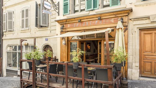 Terrasse - Chiang Mai Thai Restaurant, Genève