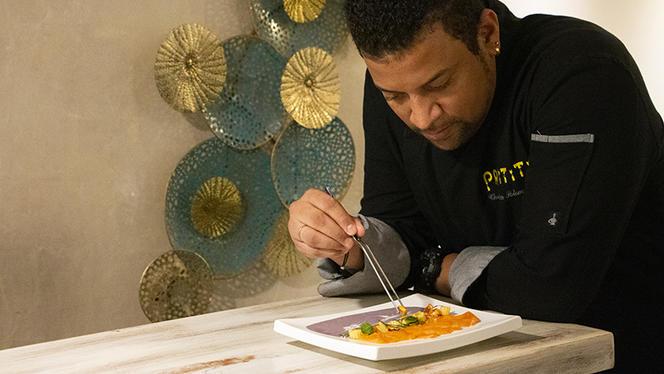 Chef Christian Sotomayor - Paititi, Barcelona