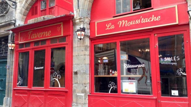 Vue salle - La Mouss'tache, Lyon