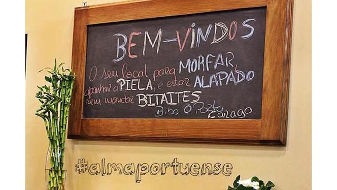 decoração - Alma Portuense - Leões, Porto