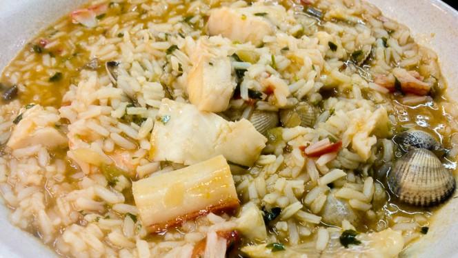 Arroz de tamboril c/frutos do mar | Monkfish rice w/sea fruits - Bessa 711, Porto