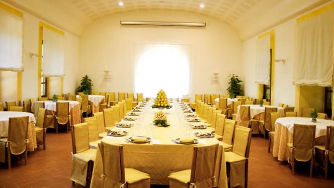 La sala - Al San Francesco, Orvieto