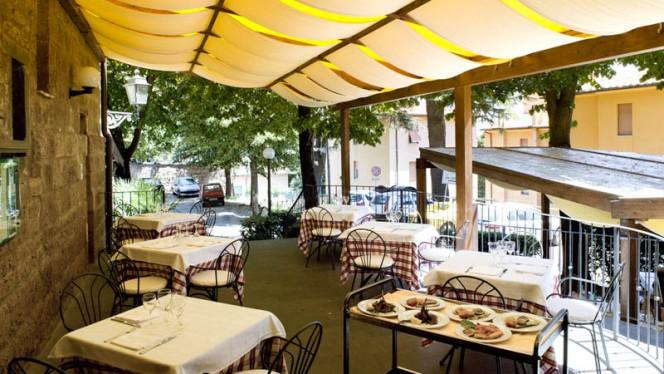 Vista terrazza - Al San Francesco, Orvieto