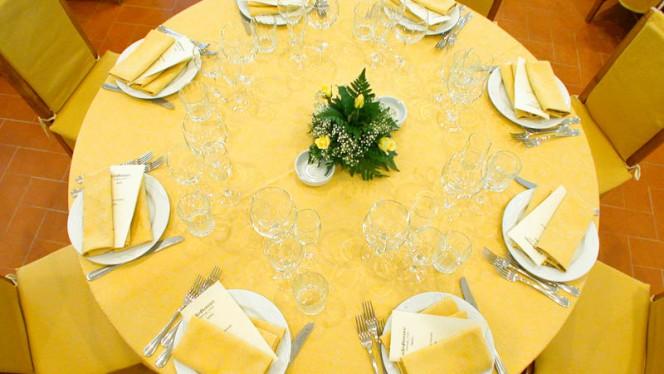 Vita aerea del tavolo rotondo - Al San Francesco, Orvieto