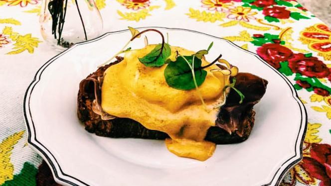 Sugestão do chef - Petisqueira Conqvistador, Lisboa
