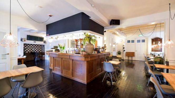 Het restaurant - De Burgemeester, Oirschot