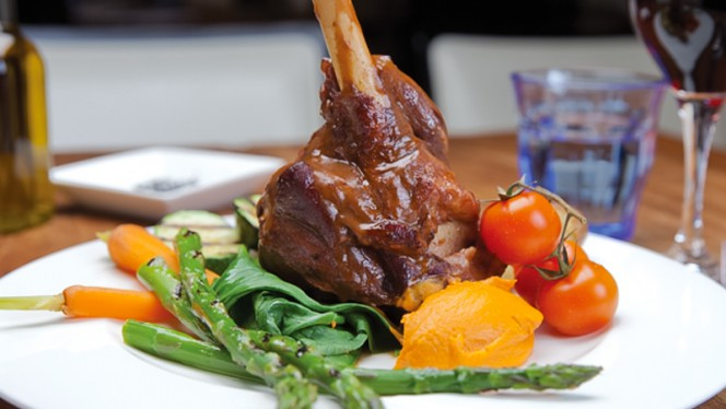 Suggestie van de chef - Restaurant VIS&MEER, Utrecht