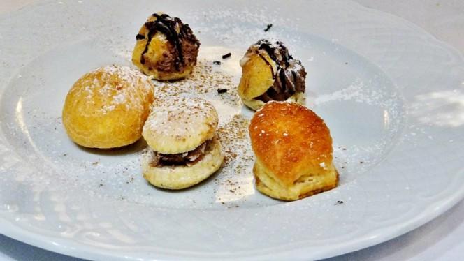 Sugerencia del chef - La Botilleria, Madrid