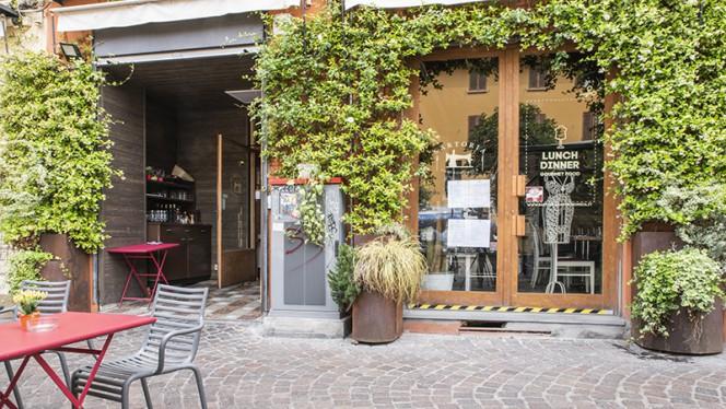 Esterno - Sartoria Gastronomica, Bologna