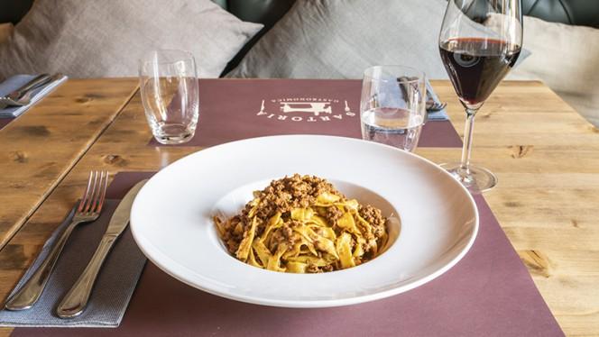 Suggerimento dello chef - Sartoria Gastronomica, Bologna