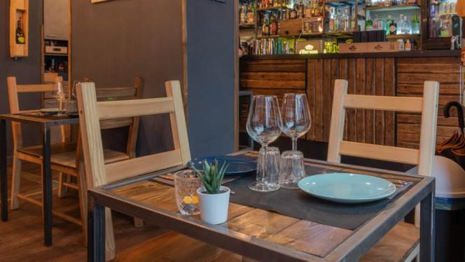 Vista sala - G***Torino Kitchen Bar, Turin