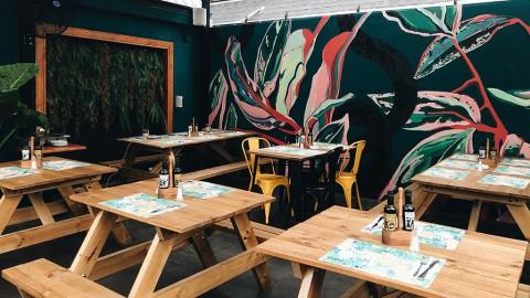 Social Bar & Cocinas, Santiago de Chile