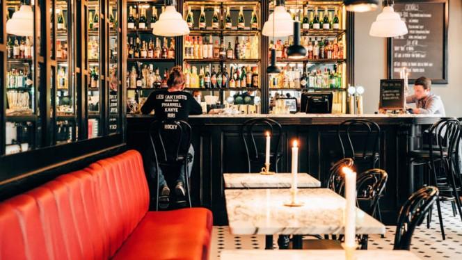 bar - Bistroteket, Stockholm