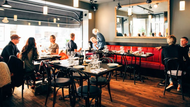 dining - Bistroteket, Stockholm
