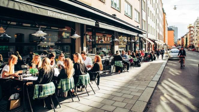 terrace - Bistroteket, Stockholm