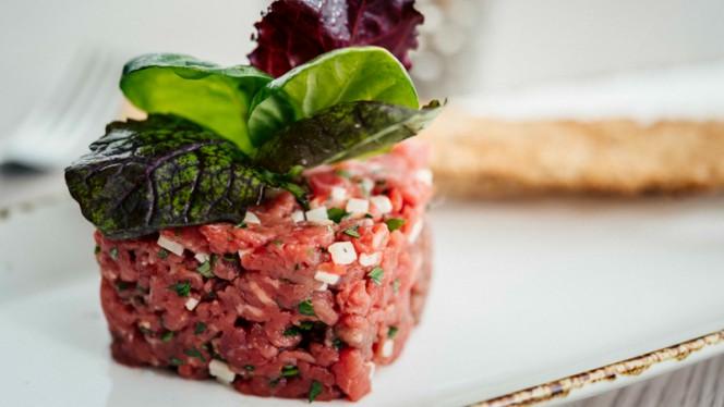 Suggestion de plat - 45 Grill & Health, Montreux
