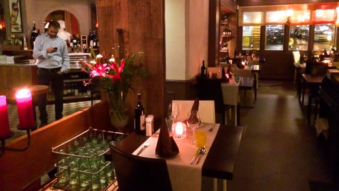 restaurantzaal - L'Arena Italiano, Amsterdam