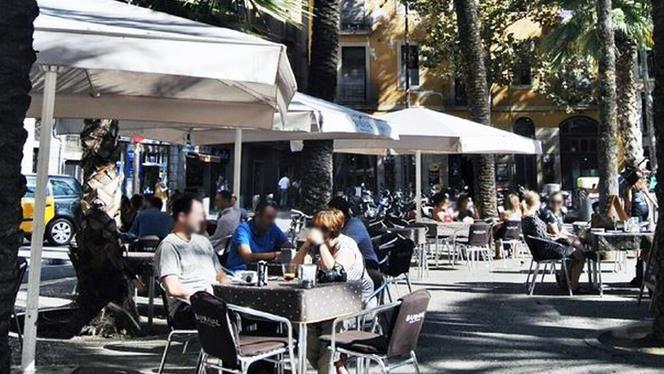 Vista terraza - Barraval, Barcelona