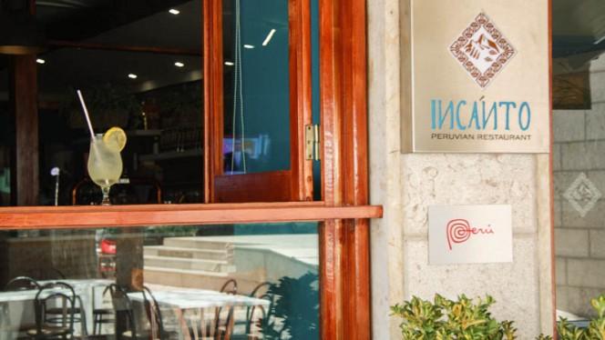 Fachada - Incanto - Peruvian Restaurant, Cascais