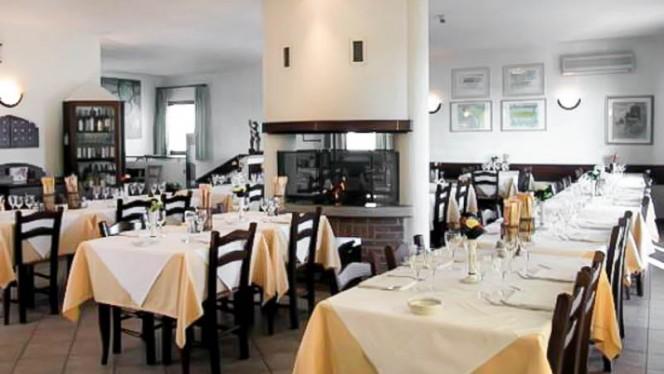 sala - Taverna al Pescatore, Marano Lagunare