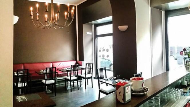 La sala - ristorante coreano seoul, Milan