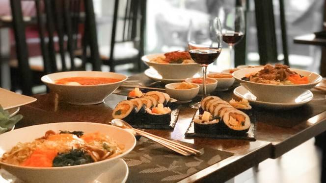 consigli dello chef - ristorante coreano seoul, Milan