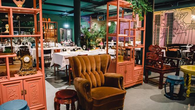 Impressie restaurant - BAUT, Amsterdam