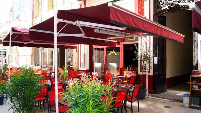 Terrasse - Chez Carlo, Lyon