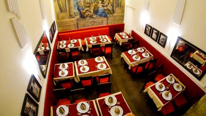 Vue de la Salle - Chez Carlo, Lyon