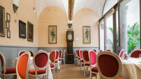 La Chiostrina, Florence