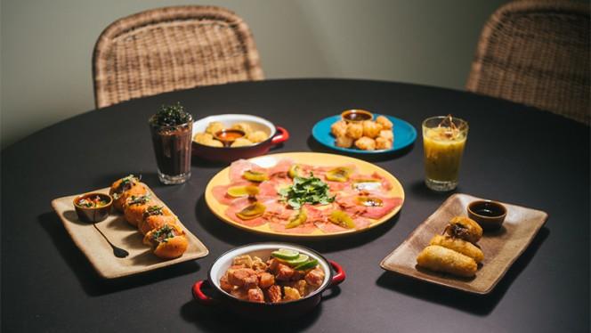 Sugestão do chef - Capim Dourado, Porto