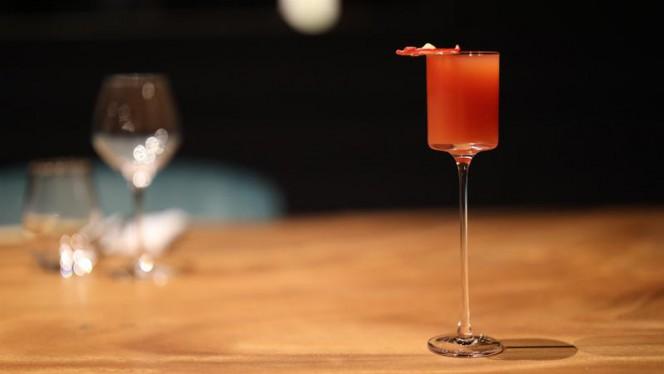 suggestion de boisson - Fanfan, Paris