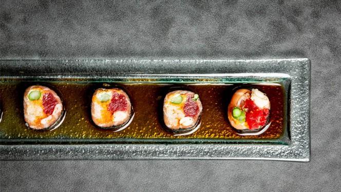 Sugerencia del chef - KIBOKA, Madrid