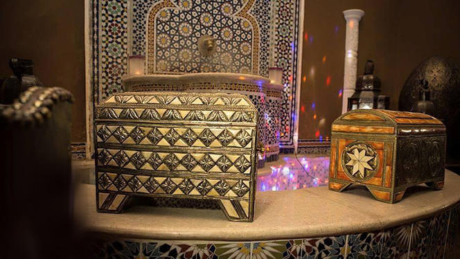 Le decorazioni - Riad Marrakech, Milan